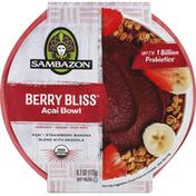 Sambazon Acai Bowl, Berry Bliss