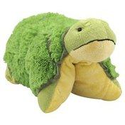 Pillow Pets Stuffed Animal, Plush Folding, Tardy Turtle