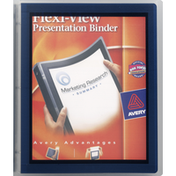 Avery Flexi-View Presentation Binder