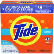 Tide Powder Laundry Detergent, Clean Breeze