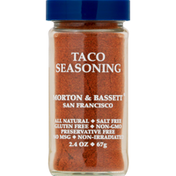 Morton & Bassett Spices Taco Seasoning