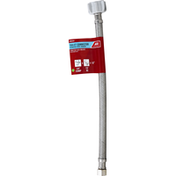 Ace Bakery Toilet Connecter, Stainless Steel, Braided