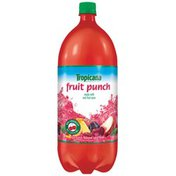 Tropicana Fruit Punch Flavored Juice Drink