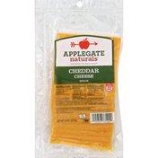 Applegate Natural Cheddar Cheese, Medium