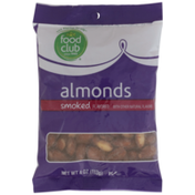 Food Club Smoked Flavored Almonds