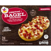Ahold Bagel Snackers, Pepperoni