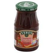 Veres Fruit Spread, Strawberry