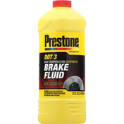 Prestone Brake Fluid, Dot 3