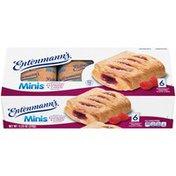 Entenmann's Minis Raspberry & Cheese Danish
