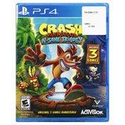 Crash Bandicoot Game, Crash Bandicoot, N Sane Trilogy, PS4