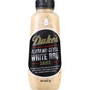 Duke's BBQ Sauce, Alabama-Style White