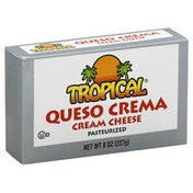 Tropical Cream Cheese, Pasteurized