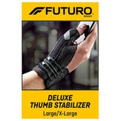 FUTURO FUTURO™ Deluxe Thumb Stabilizedr, Large/X-Large