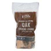 Fire & Flavor Smoking Chunks Oak