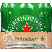 Heineken Beer, Lager