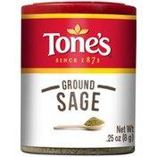 Tone's Ground Sage