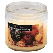 Candle Lite Candle, Tropical Fruit Medley