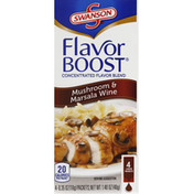 Swanson's Flavor Blend, Concentrated, Mushroom & Marsala Wine
