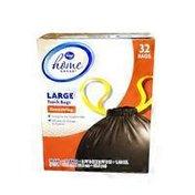 Home Sense Drawstring Large Trash Bags
