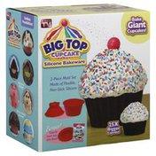 Big Top Cupcake Bakeware, Silicone