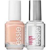 Essie High Class Affair Polish & gel.setter Top Coat Gel-Like Color & Shine Kit