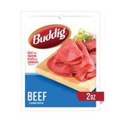 Buddig Beef