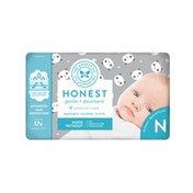 The Honest Company Diapers, Pandas, NB