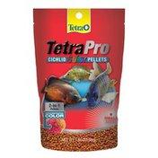 Tetra TetraPro Cichlid Color Pellets 2 in 1 Small