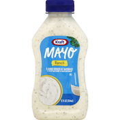 Kraft Mayo Ranch Mayonnaise, Reduced Fat