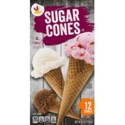 SB Sugar Cones