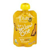 Ella's Kitchen Organic The Yellow One Smoothie Fruits