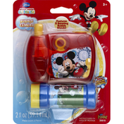 Disney Bubble Camera, Mickey Mouse Clubhouse, 3+