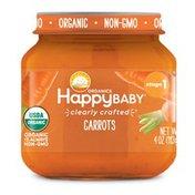 Happy Baby Carrots