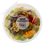 Ahold Garden Salad, Family Size
