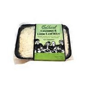 Eat Local Coconut & Lime Leaf Rice