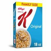 Kellogg's Special K Breakfast Cereal, 11 Vitamins and Minerals, Original