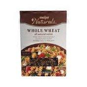 Meijer True Goodness whole wheat macaroni product, ROTINI