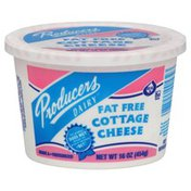 Producers Cottage Cheese, Fat Free