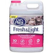 Cat's Pride Fresh & Light Ultimate Care Premium Scented Multi-Cat Scoop Litter