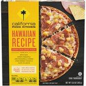California Pizza Kitchen Hawaiian Recipe Crispy Thin Crust Pizza