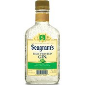 Seagram's Twisted Gin Lime