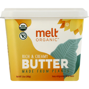 Melt Organic Butter, Organic, Rich & Creamy