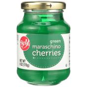 Big Y Green Maraschino Cherries