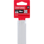Craftsman Socket Drive, Deep, 12 Point, 3/8 Inches