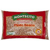 First Street Pinto Beans, Triple Cleaned