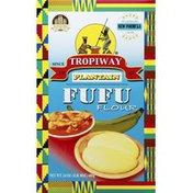 Tropiway Flour, Fufu, Plantain