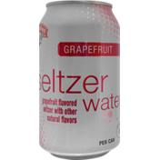Hannaford Grapefruit Seltzer Water