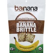 barnana Banana Brittle Toasted Coconut
