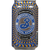 Brooklyn Brand Beer, Non-Alcoholic Hoppy Brew, Special Effects