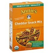 Annie's Snack Mix, Cheddar
